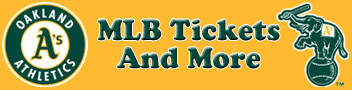 Oakland Athletics Tickets and More